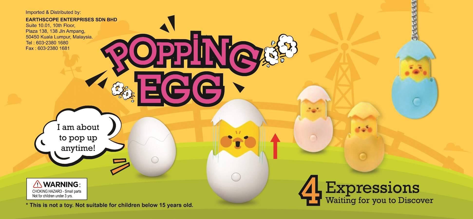 Popping Egg