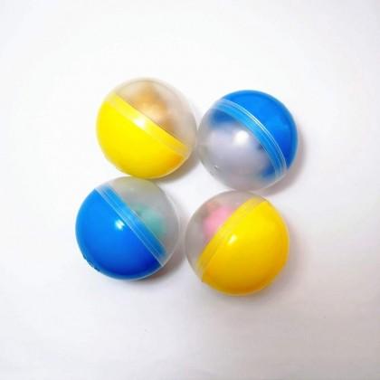 Egg Keychain - Scissors Paper Stone